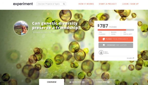 genetic diversity friendship