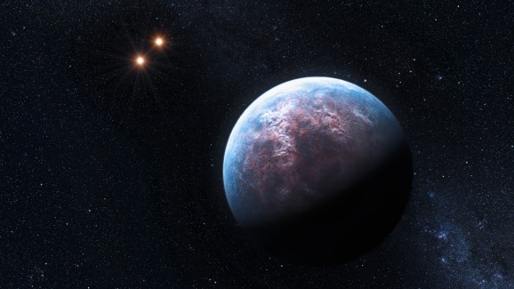 system Gliese 667