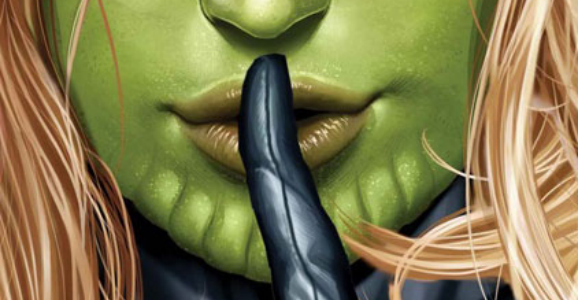 Ms. Marvel Skrulls