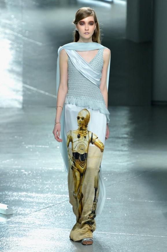 C3PO dress