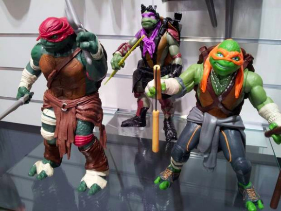 TMNT in action