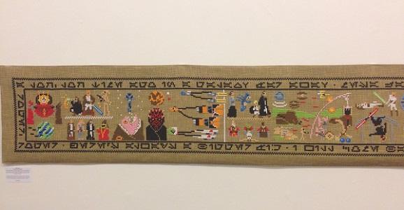 star wars tapestry