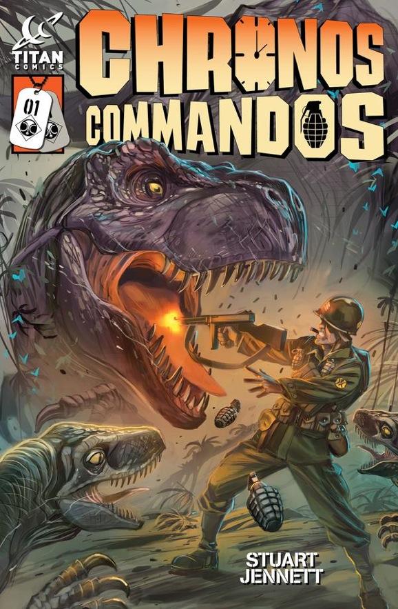 Chronos Commandos