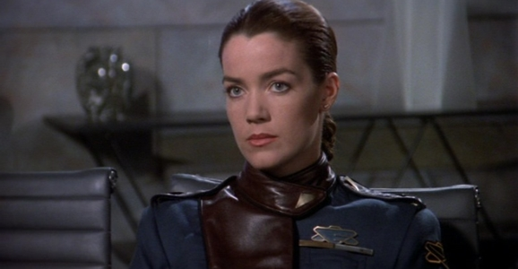 Babylon 5's strong female characters
