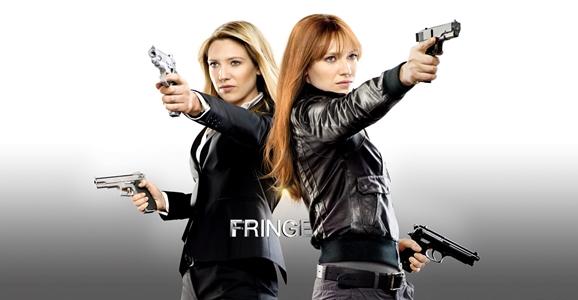 Fringe's female sci-fi character