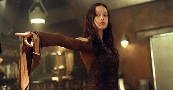 Firefly's sci-fi female