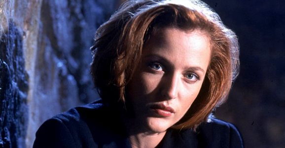 Scully the original female sci-fi character