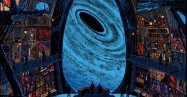 the black hole mondo