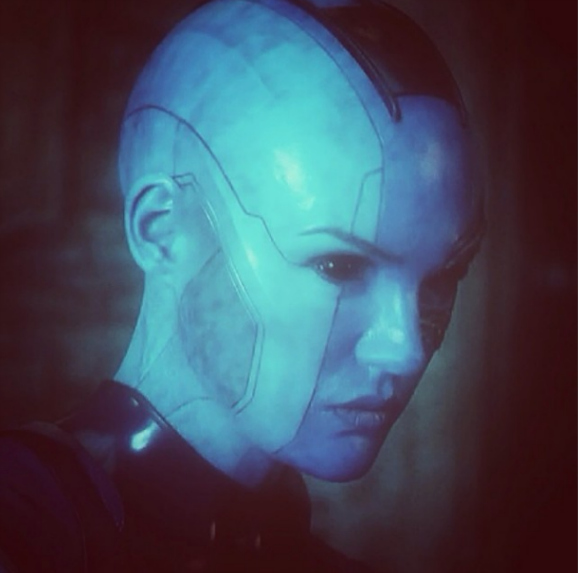 gardians nebula face - photo #10