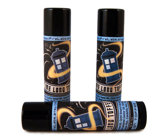 time lord toffee