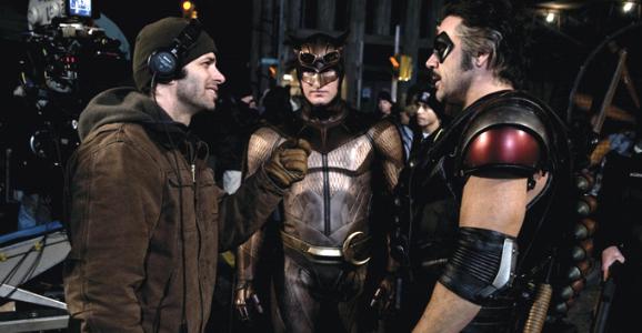 Zack Snyder directing