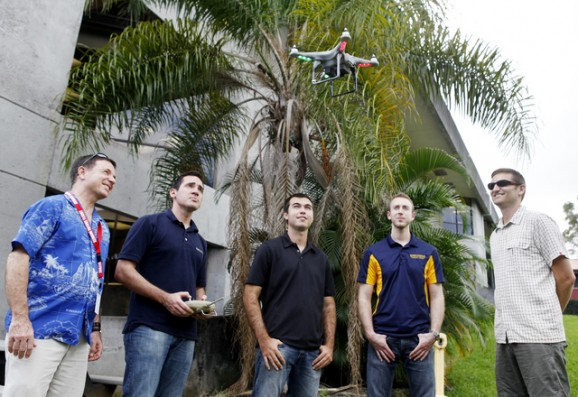 Hawaii drones