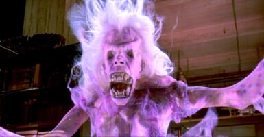 ghostbusters ghost