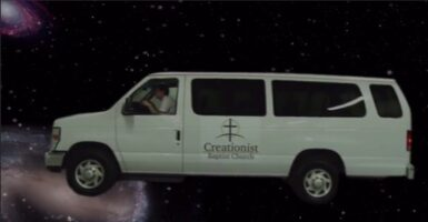 creationist cosmos