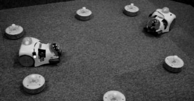 evolution robots