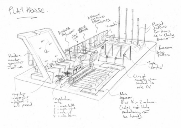 play house schematic