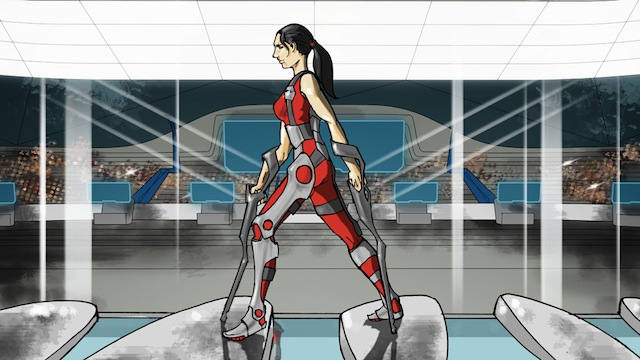 powered exoskeleton competition