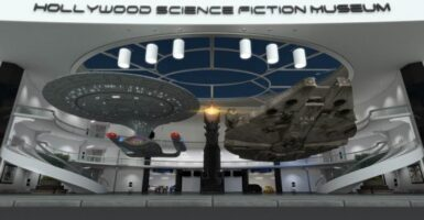 hollywood sci-fi museum