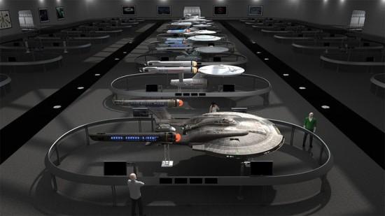 sci-fi museum