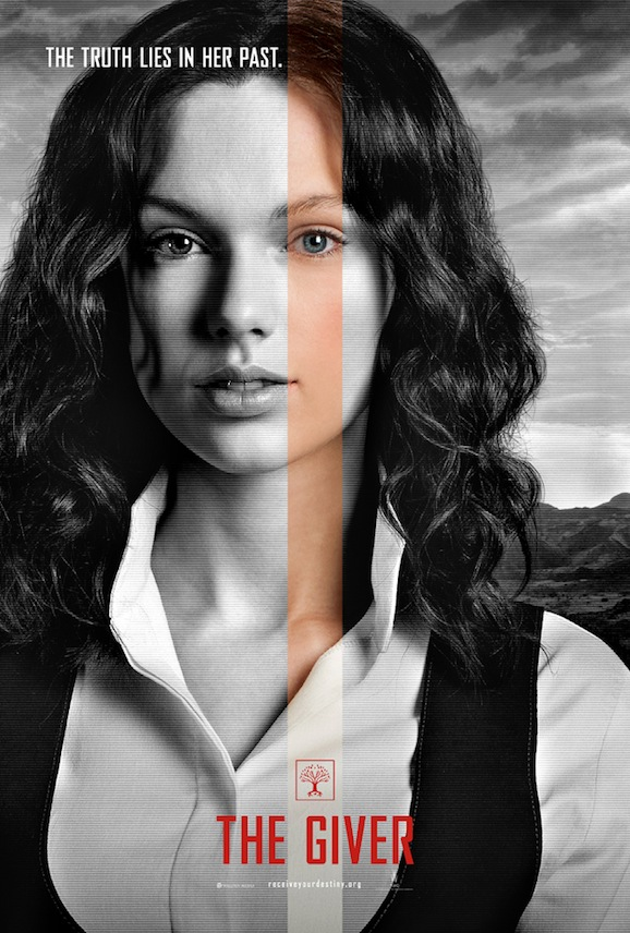 The Giver Shares Eight New Character Posters | Giant ...