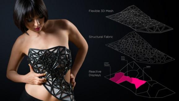 3d data dress