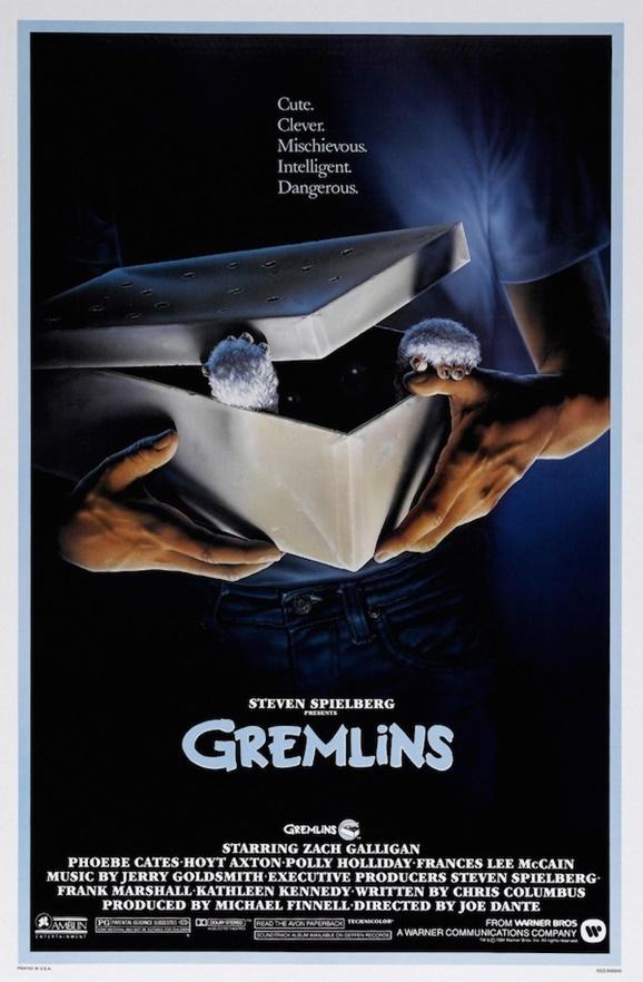 GremlinsPoster