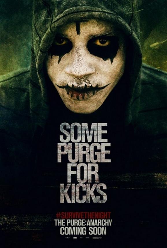 The Purge: Anarchy 2014 -HD