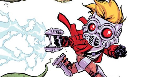 Star Lord And Rocket Raccoon By Timothygreenii On Deviantart: Comic(s) Relief: Guardians' Star-Lord And Rocket Raccoon