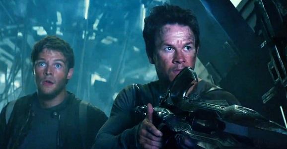 Sci-Fi movie Book adaptation