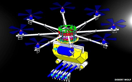 pepper drone