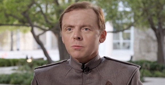simon pegg star trek