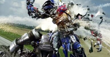 transformers: age pf extinction