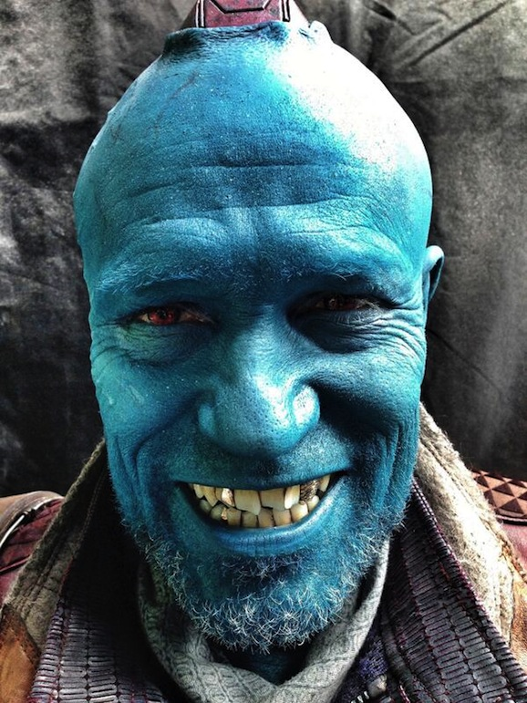 Guardians of the galaxy delivers three yondu photos and an