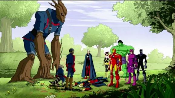 Guardians/Avengers