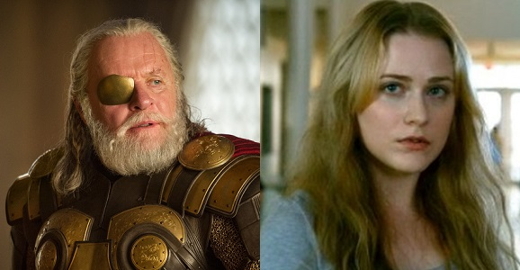 anthony hopkins, evan rachel wood