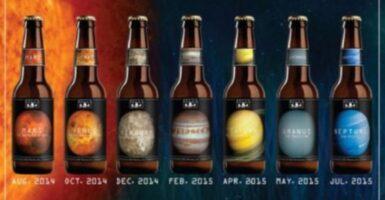celestial suds beer