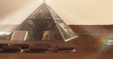 Martian Habitats