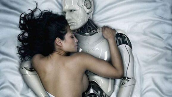 Virtual sci fi sex