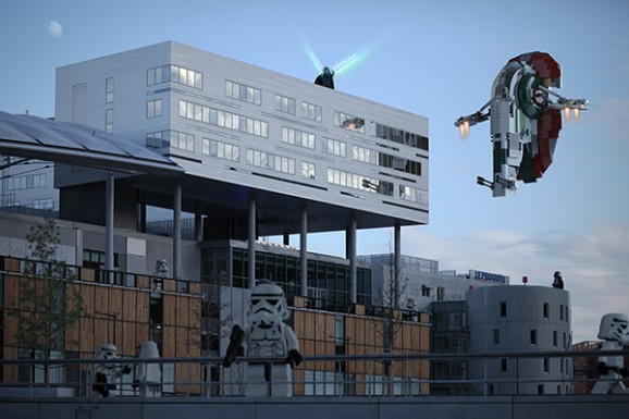 Star Wars Lego Invasion