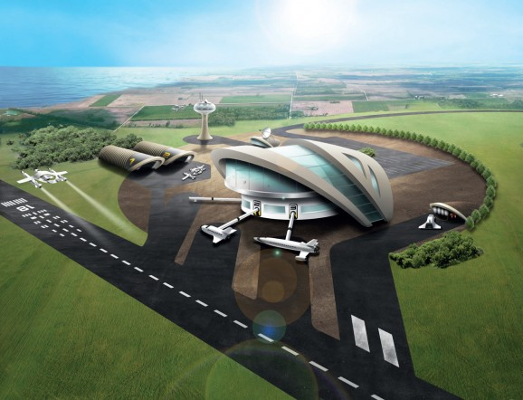 UK spaceport