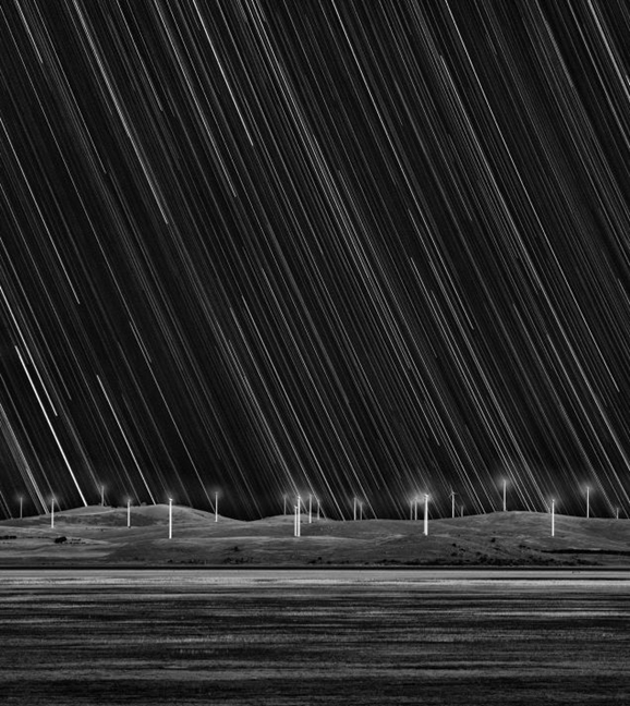 WindFarmStarTrails
