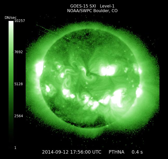 solar storm set to reach earth thursday - photo #35