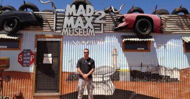 Mad Max 2 Museum