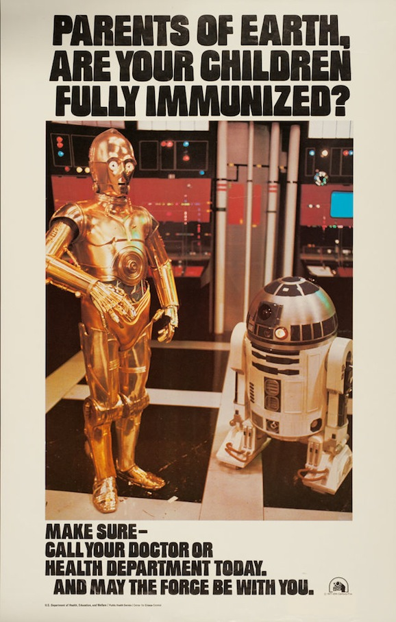 Star Wars Vaccines