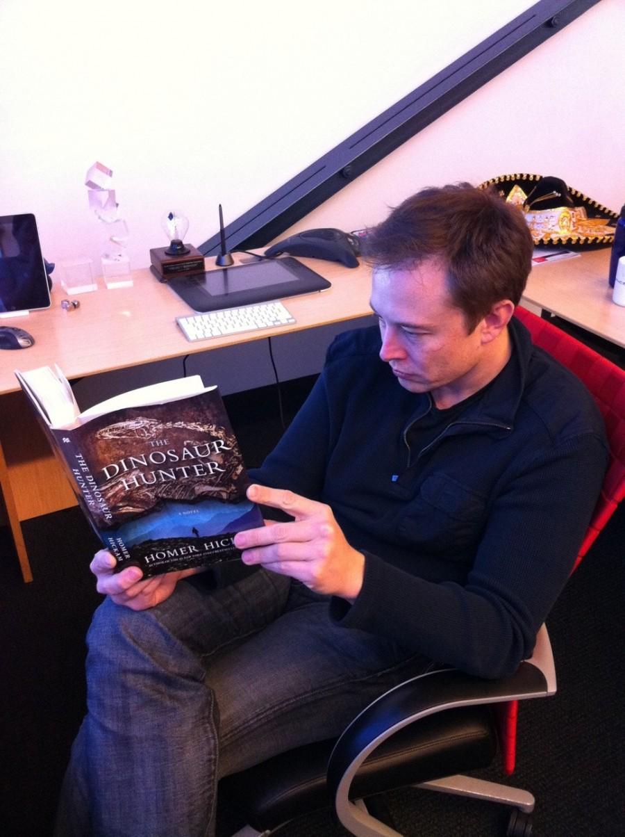 Want To Be A Superstar Elon Musk S Reading List Might