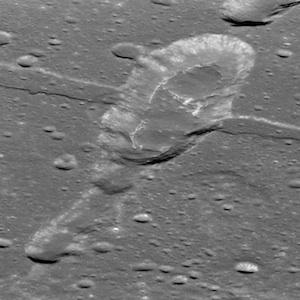 moon volcano