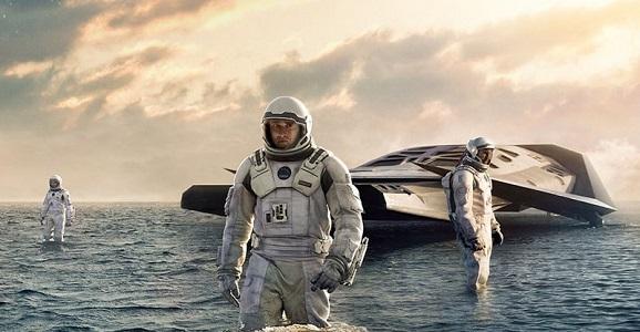 interstellar as a best movie