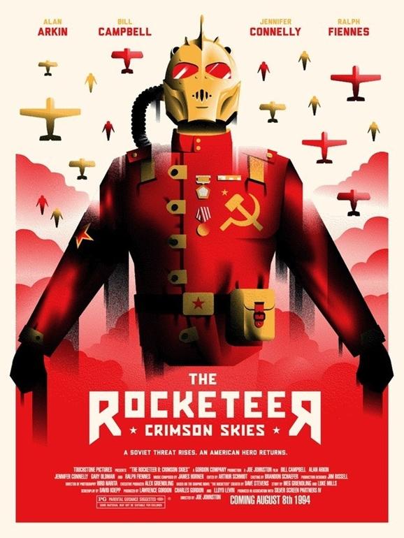 RocketeerCrimson