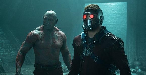 Marvel's Guardians Sci-Fi Movie