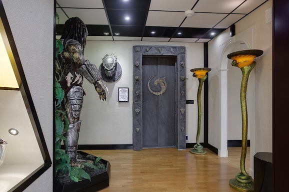 Predator House